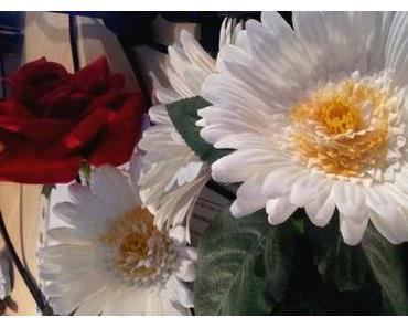 [DIY] Blumenkette für Fahrradkorb