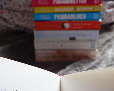 |Kleine Buchgedanken| Der Blick über den Bücherrand