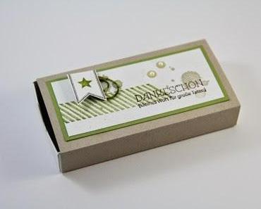 Das Envelope Punch Board