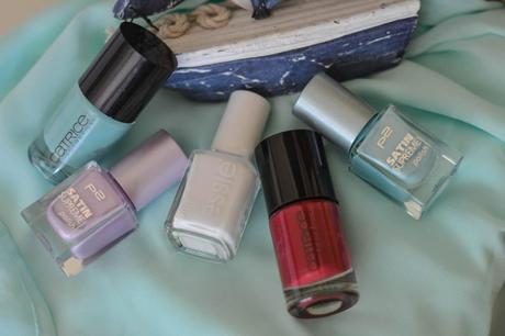 Favorite Nailpolish - Summertime