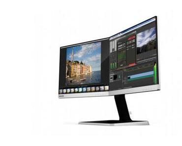 Der klappbare Monitor von Philips