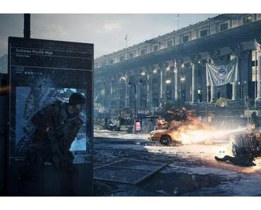 [E3] The Division: Neue Screenshots aus Los Angeles