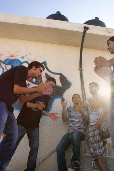 Hip Hop in Gaza