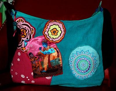 Desigual Inspired Bag II