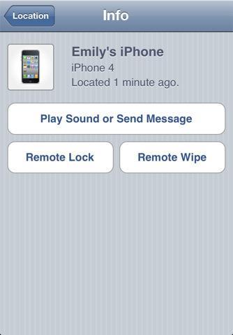 iphone ram loschen