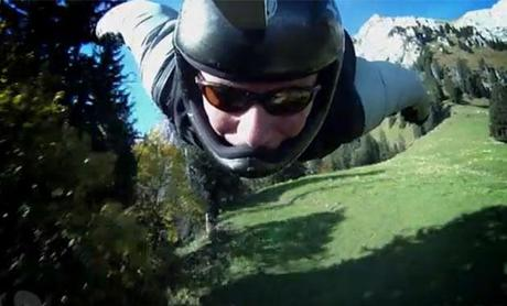 Wingsuit Basejumping and the Art of Flight