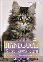 [Buchrezension] Handbuch Katzenkrankheiten von Sabine Schroll