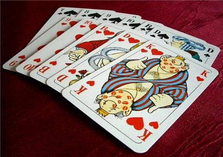 Weisheit der woche kartenspiel