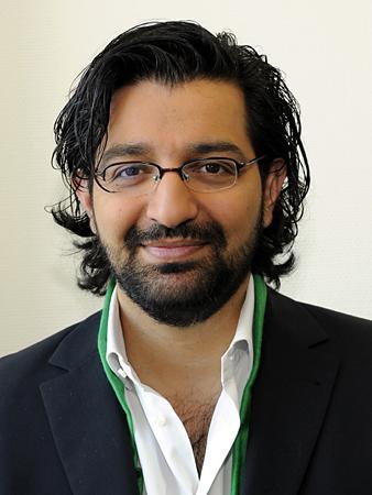 Der Regisseur und Drehbuchautor Ali Samadi Ahadi (Bild: picture alliance / dpa)