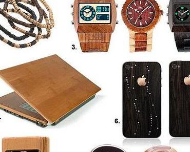Ökotrends! Uhren, Schmuck, Handy und Co.