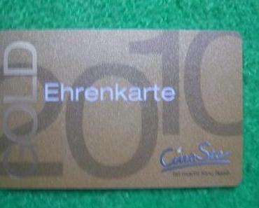 Gründe, warum der Gründer-CINEtologe eine Goldene Ehrenkarte des CineStar Neubrandenburg verdient hat