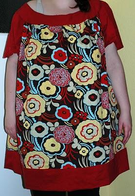Mocca Flower Dress
