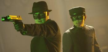 "Filmkritik zu ""The Green Hornet"""
