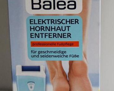 Balea - Elektrischer Hornhautentferner