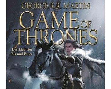 Rezension // Game of Thrones - Das Lied von Eis und Feuer. Die Graphic Novel Band 3 (George R. R. Martin)