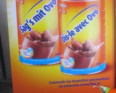 Wettbewerb : Gewinne ein Probemuster der neuen Ovomaltine Choc Ovo