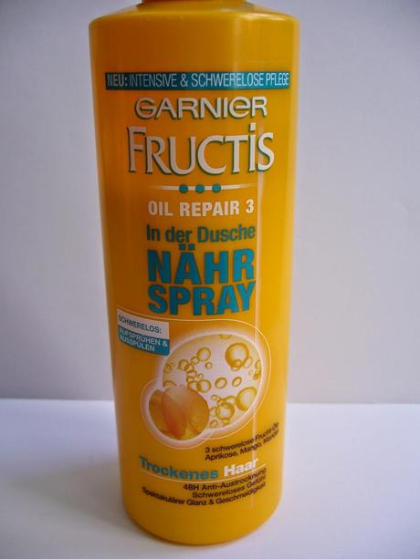 Review | Garnier Fructis Oil Repair 3 | Haarprodukte