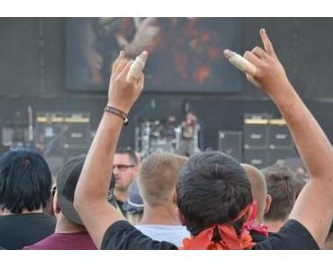 Nova Rock 2014: Die Bilder vom dritte Tag in Nickelsdorf