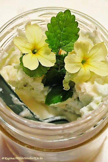 Dreierlei pudding mit bl ten fr chten und kr utern ein himmlisch leichter und feiner - Pflegeleichte zimmerpflanzen mit bluten ...