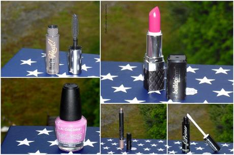 GlossyBox Juni 2014 - The Stars & Stripes Edition