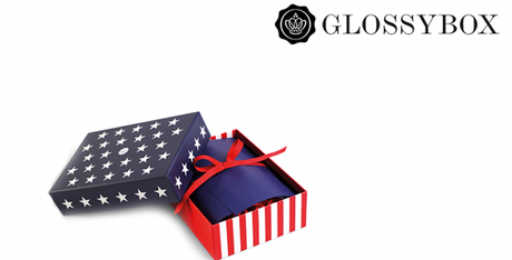 Glossybox Juni Stars and Stripes Edition