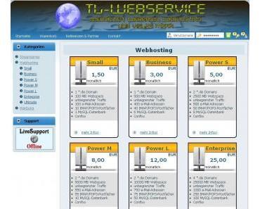 TL-Webservice – Der Hoster der neuen Generation