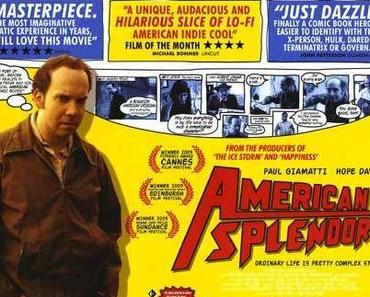 Review: AMERICAN SPLENDOR – Wer ist Harvey Pekar?