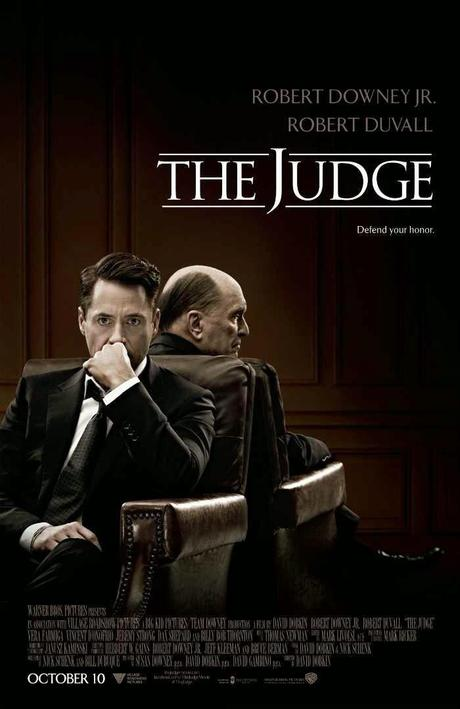 Trailerpark: Komödiendramathriller - Erster Trailer zu THE JUDGE mit Robert Downey jr.