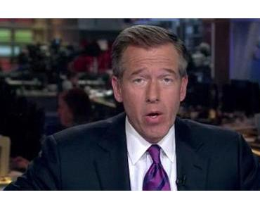 "NBC-Moderator Brian Williams rappt ""Baby Got Back"" von Sir Mix-a-Lot"
