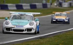 Porsche Mobil 1 Supercup: Kuba Giermaziak holt zweiten Sieg in Folge