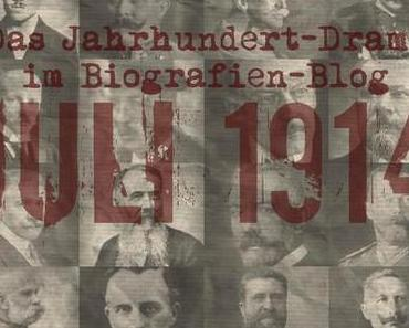Die Juli-Krise in historischer Echtzeit