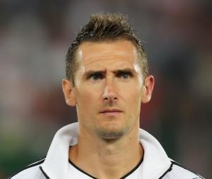 WM-Rekordtorschütze Miroslav Klose