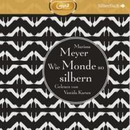 """[Hörbuchrezension] """"Die Luna-Chroniken, Band 1: Wie Monde so silbern"""", Marissa Meyer (Silberfisch)"""