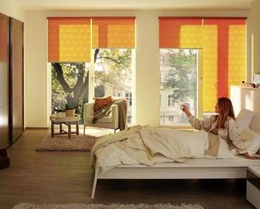 Frische Farbtupfer fürs Fenster