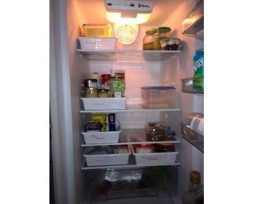 Kühlschrankorganisation – die richtige Ordnung im Kühlschrank