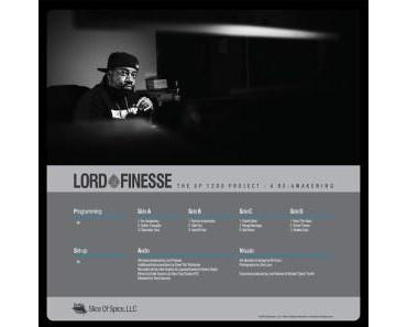 Lord Finesse – The SP1200 Project: A Re-Awakening
