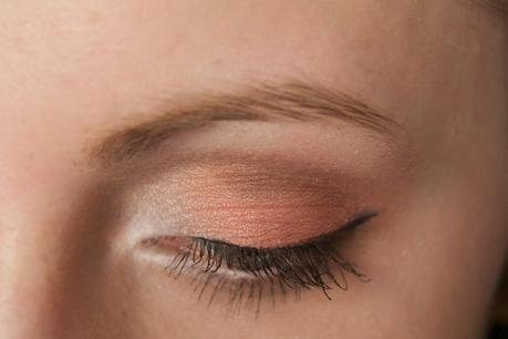 Nachgeschminkt - Orange Summer Make up
