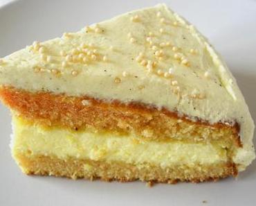 Kleine Zitronen-Torte