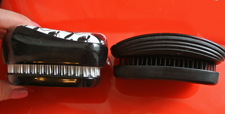 Ikoo Brush versus Tangle Teezer