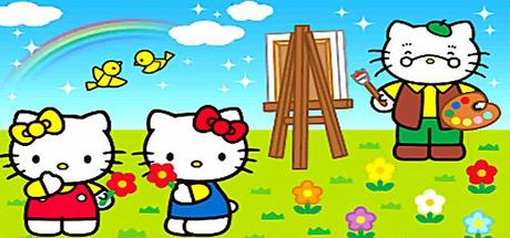 Hello_Kitty_happy_Happy_Family