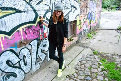Outfit: Hey, Berlin