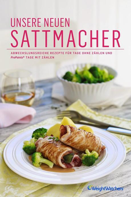 Rezension: Unseren neuen Sattmacher von Weight Watchers