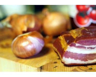 Pasta all'amatriciana – Pflicht und Kür