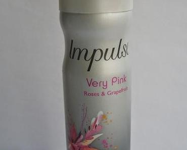 Review | Impulse Very Pink Roses & Grapefruit | Deo ohne Aluminium
