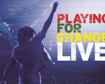 Veranstaltungs-Tipp: Playing For Change Band live in Deutschland und Östereich