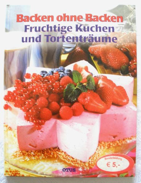 Book review - Backen ohne Backen