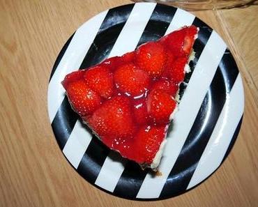 Rezept: Erdbeer-torte