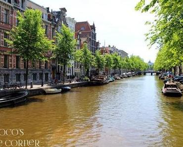 Back in Amsterdam - ein Wochenende voller Ereignisse