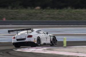 Bentley triumphiert auch in Frankreich – Die BES auf dem Circuit Paul Ricard