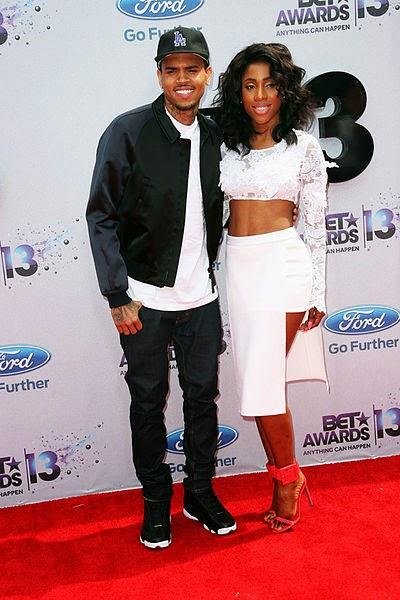 Chris Brown bei den BET Awards 2013
